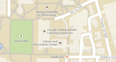 Map of Undergraduate Research Opportunities Program